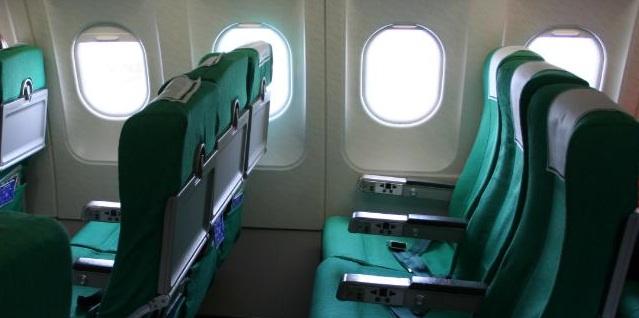 Sedili Alitalia